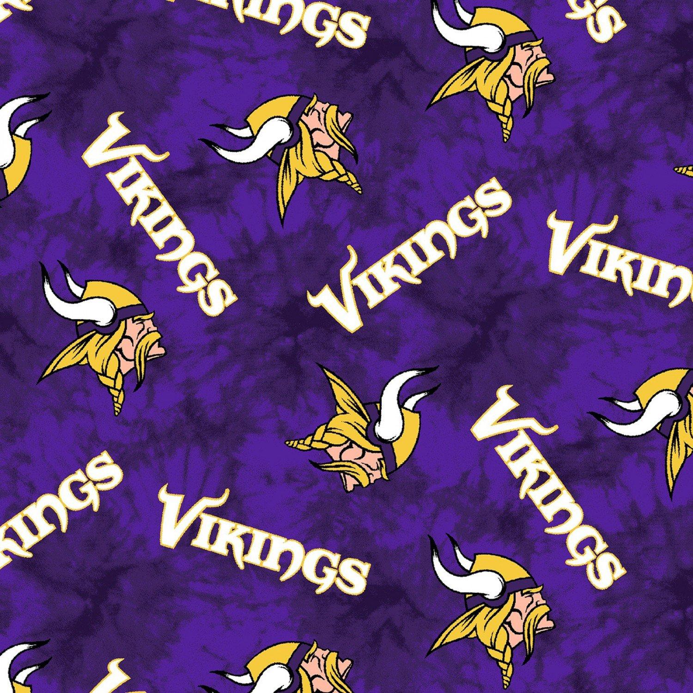 FT-NFL Flannel 14933-D Minnesota Vikings