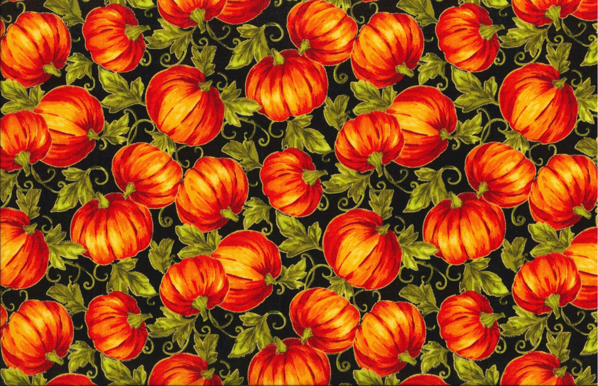 FT-Fall Holidays 15780-ZG GLITTER Pumpkinfest