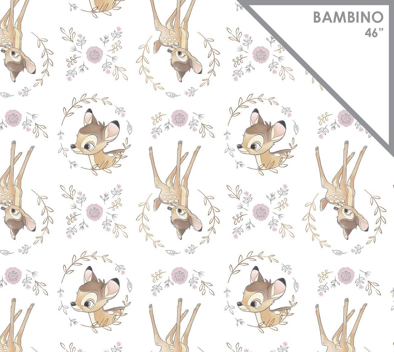 CF-Disney Bambino 85040107LE-01 Sweet Bambi (Double Gauze Fabric)