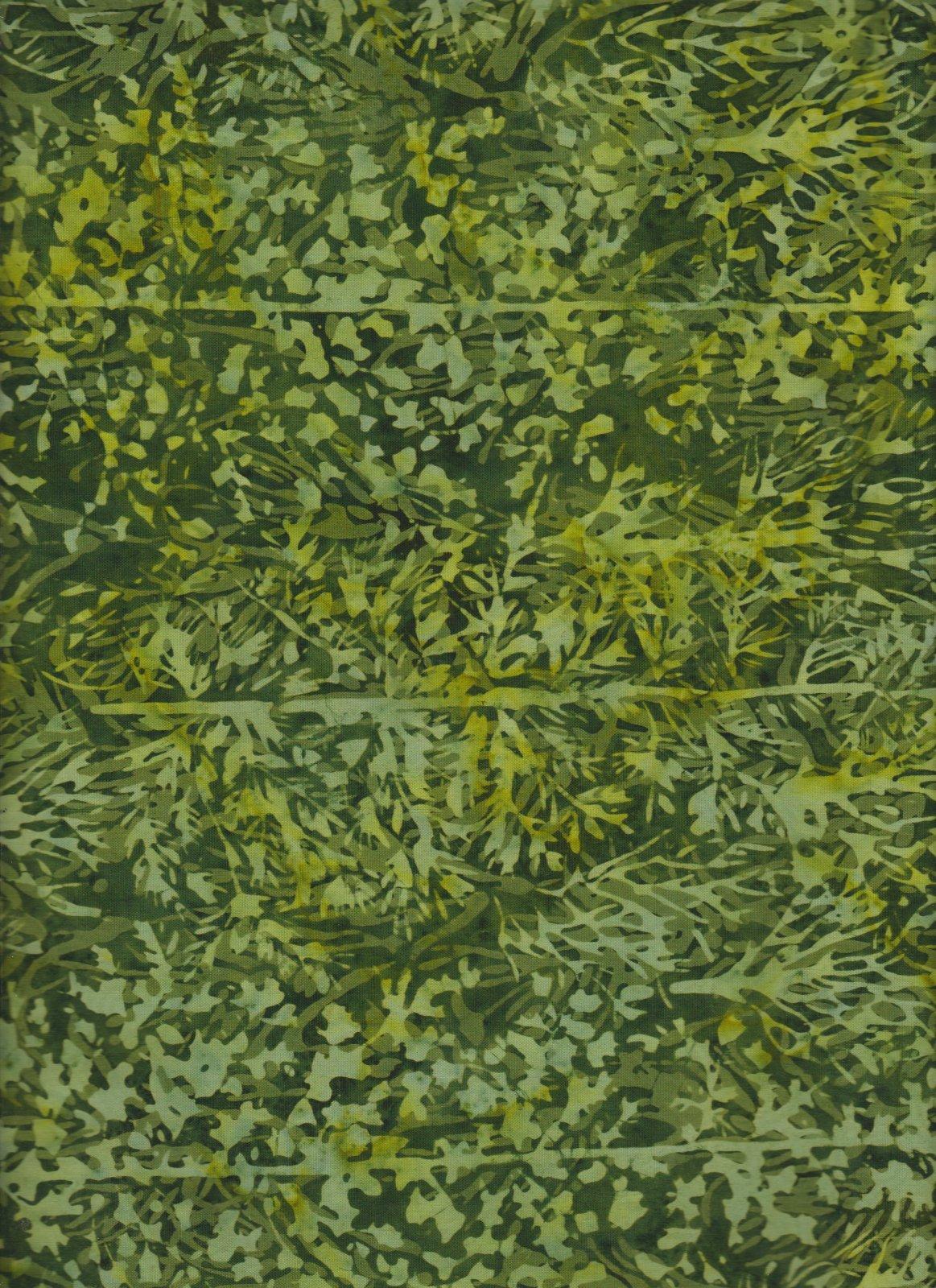 Island Batik 14C-B1 Green