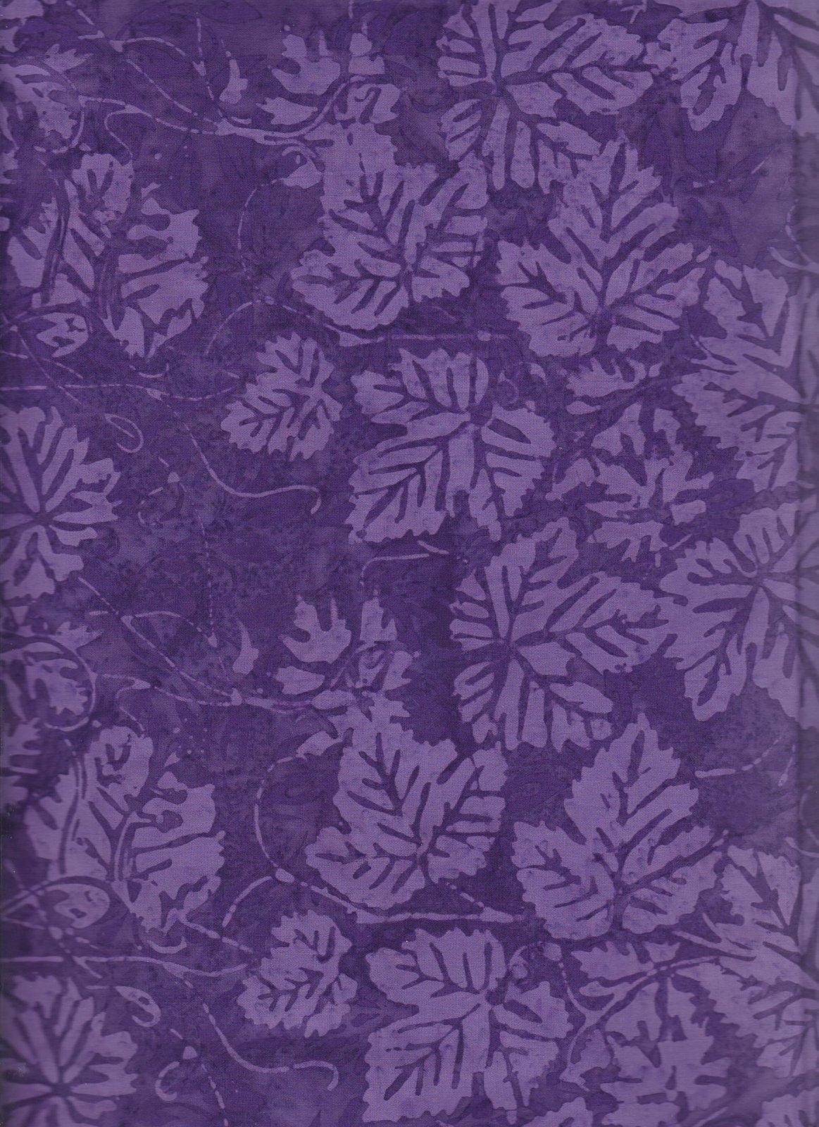 Island Batik 14T-P2 Purple
