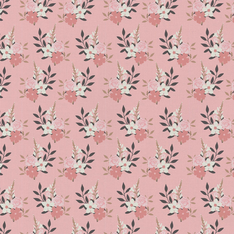 PROMO* CF-Novelty Singles 21171302YC8WM-01 Blush - Floral