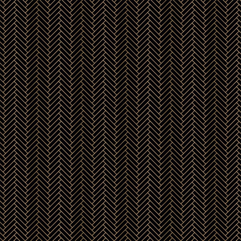 PROMO* CF-Nightfall w/Metallic 2141107WM-01 Black - Herringbone