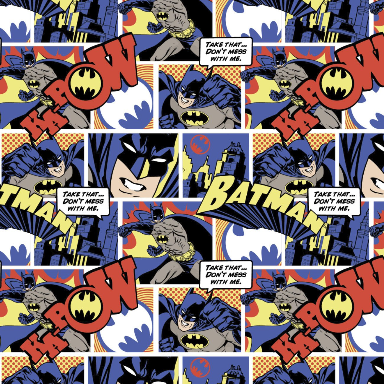 CF-Batman 23200331JAS-02 Batman Color Pop Comics