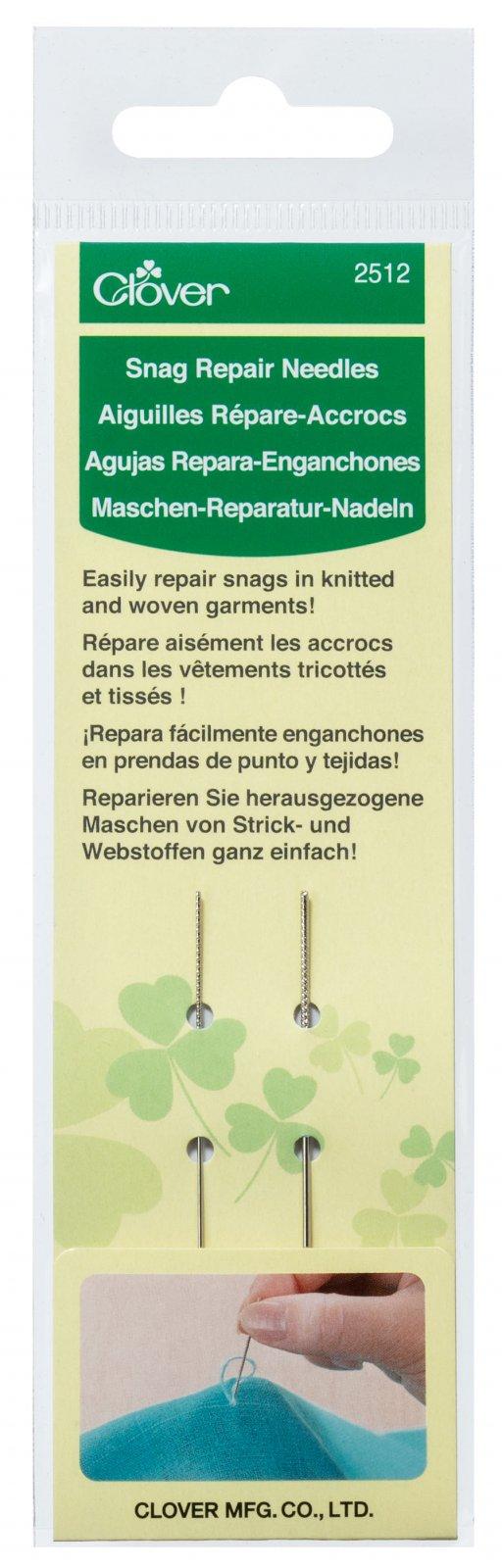 Clover - 2512 Snag Repair Needle