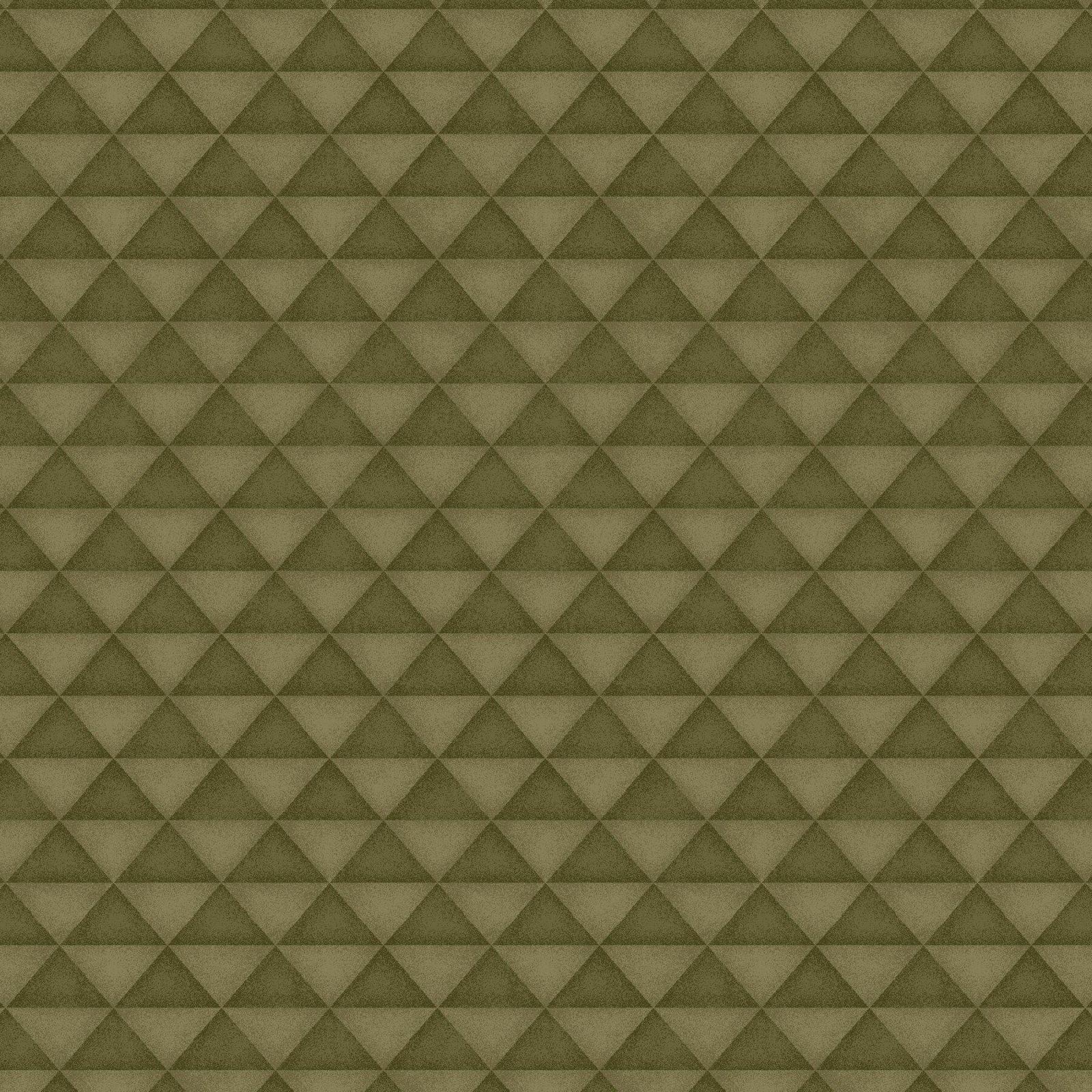 HG-Folk Art Flannel IV 2582F-66 Forest - Half Square Triangles