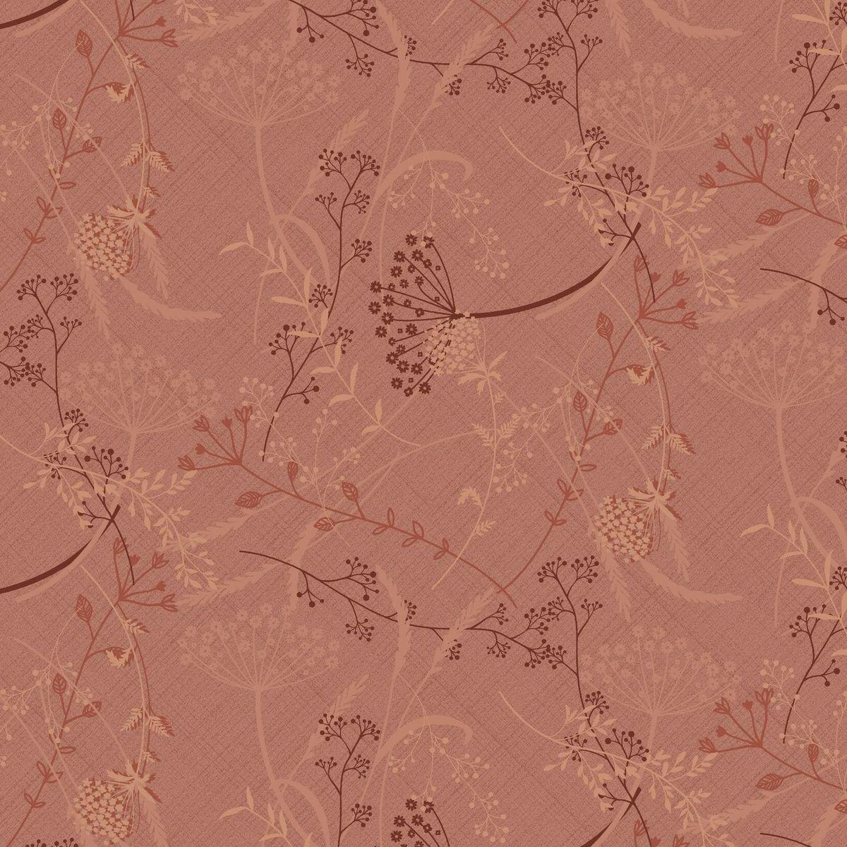 HG-Blessings of Home 2682-22 Pumpkin Rose - Dandelion