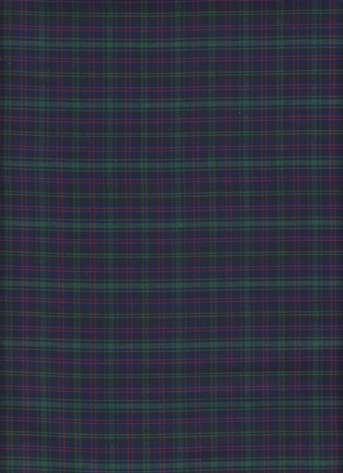 PROMO* TC- Classic Tartan Plaid 31 Lowell