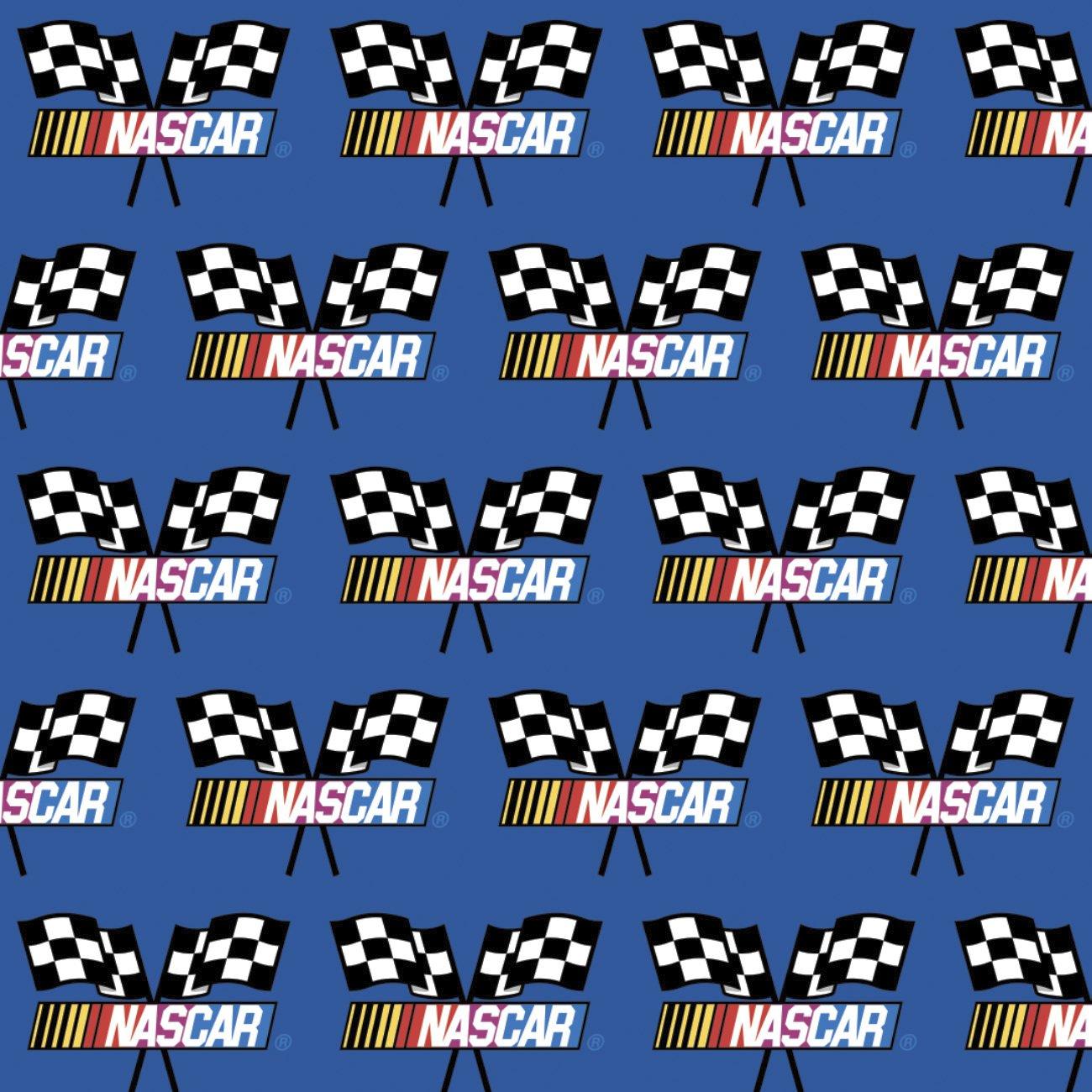 CF-Nascar 39190105A-02 Blue - Checkered Flag Fleece