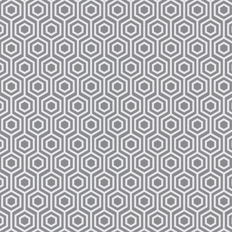 PROMO* CF-Mint Condition 4141106WM-03 Grey - Hexagon