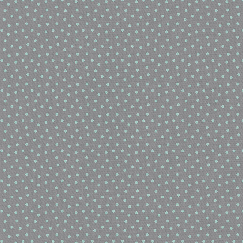 PROMO* CF-Mint Condition 4141108WM-02 Grey - Polka Dot