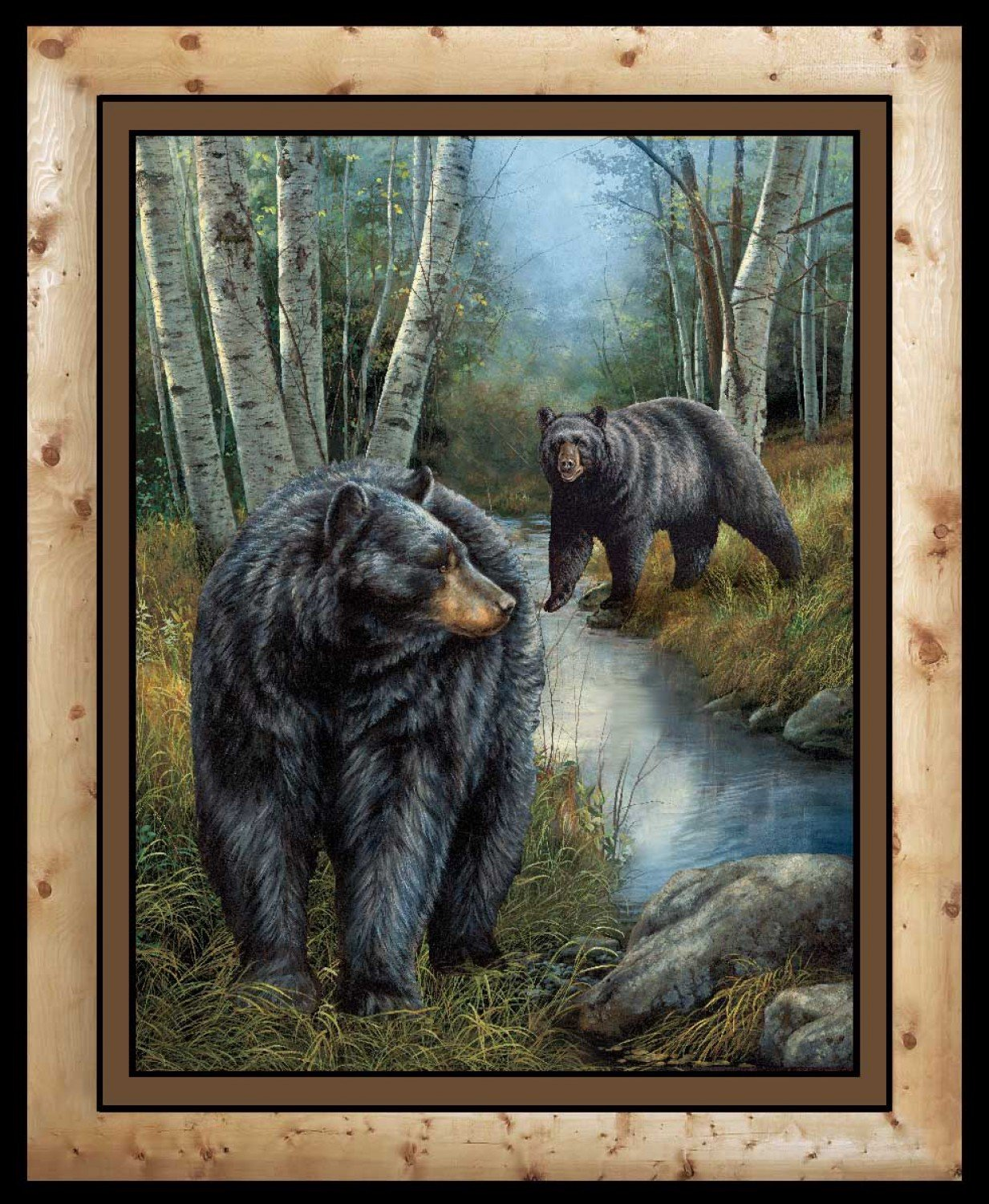 SC-Wild Wings Reluctant Companion 49469 Wall Panel