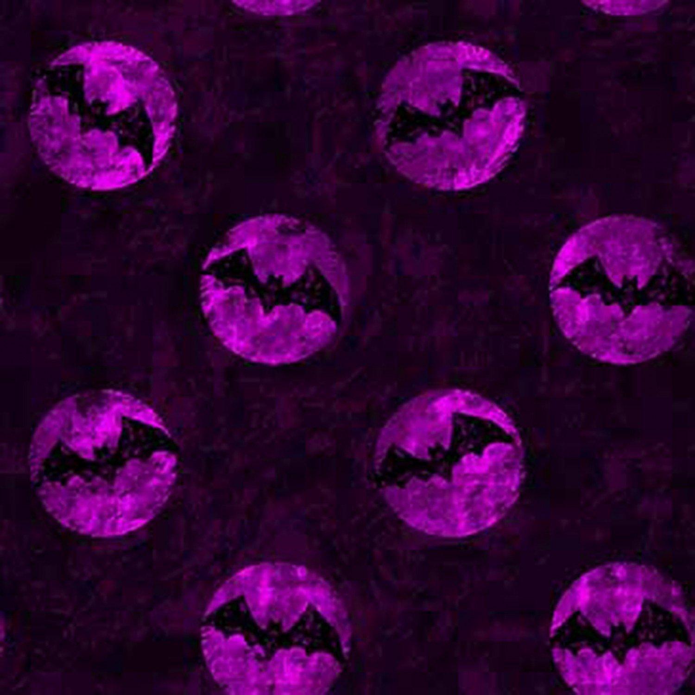 SC-Halloween 50271 Bat Dots
