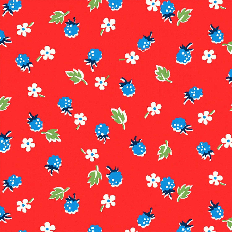 WF-Sugar Sack 50434-1 Red Berries 92d01a7ad
