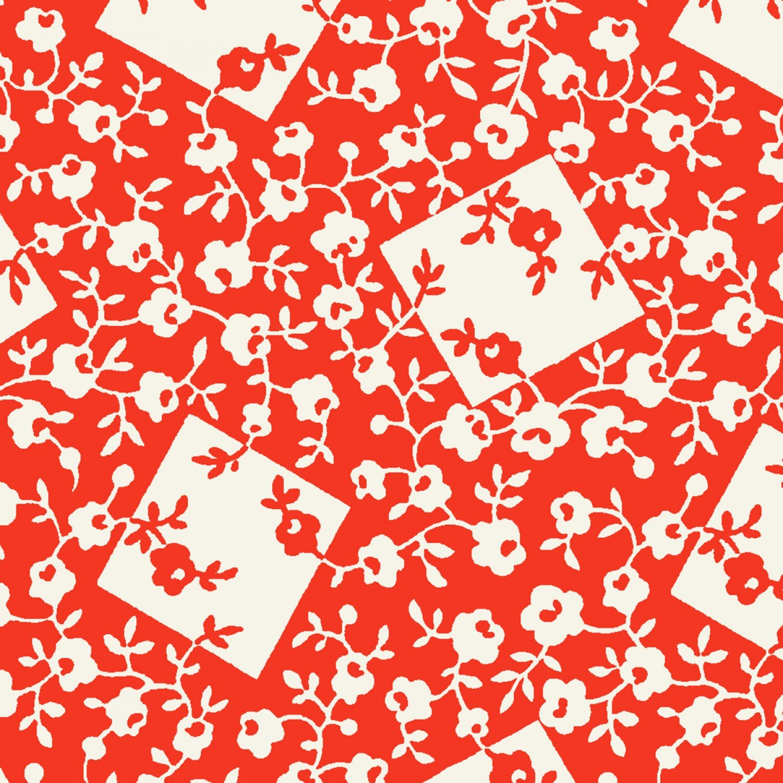 WF-Storybook Ranch 50705-2 Red Rose Bandana c73732a9a