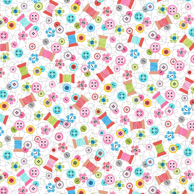 SE-Sew Kind 5225-22 Pink - Spools