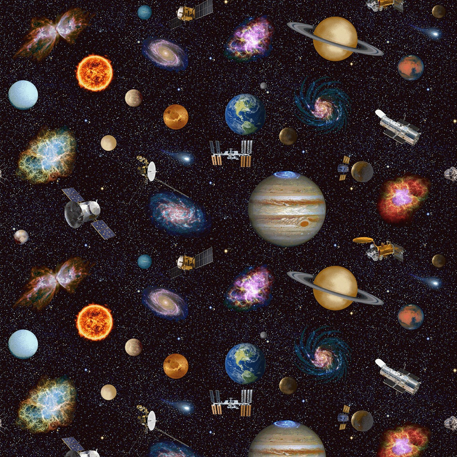 SE-Planetary Missions 5303-97 Multi - Outer Space