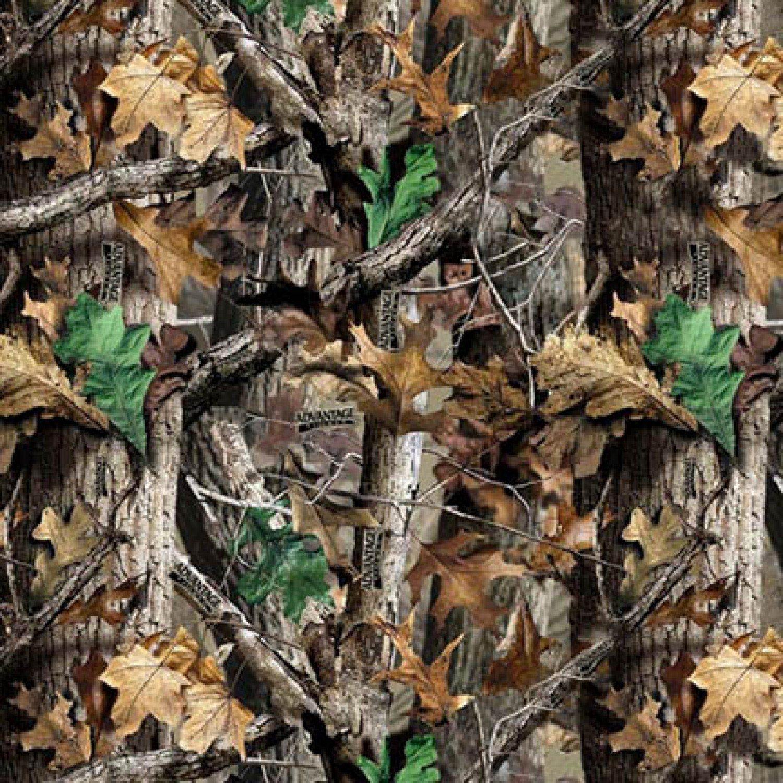 PC-Realtree Cotton 6000 Plain Realtree Allover Camo