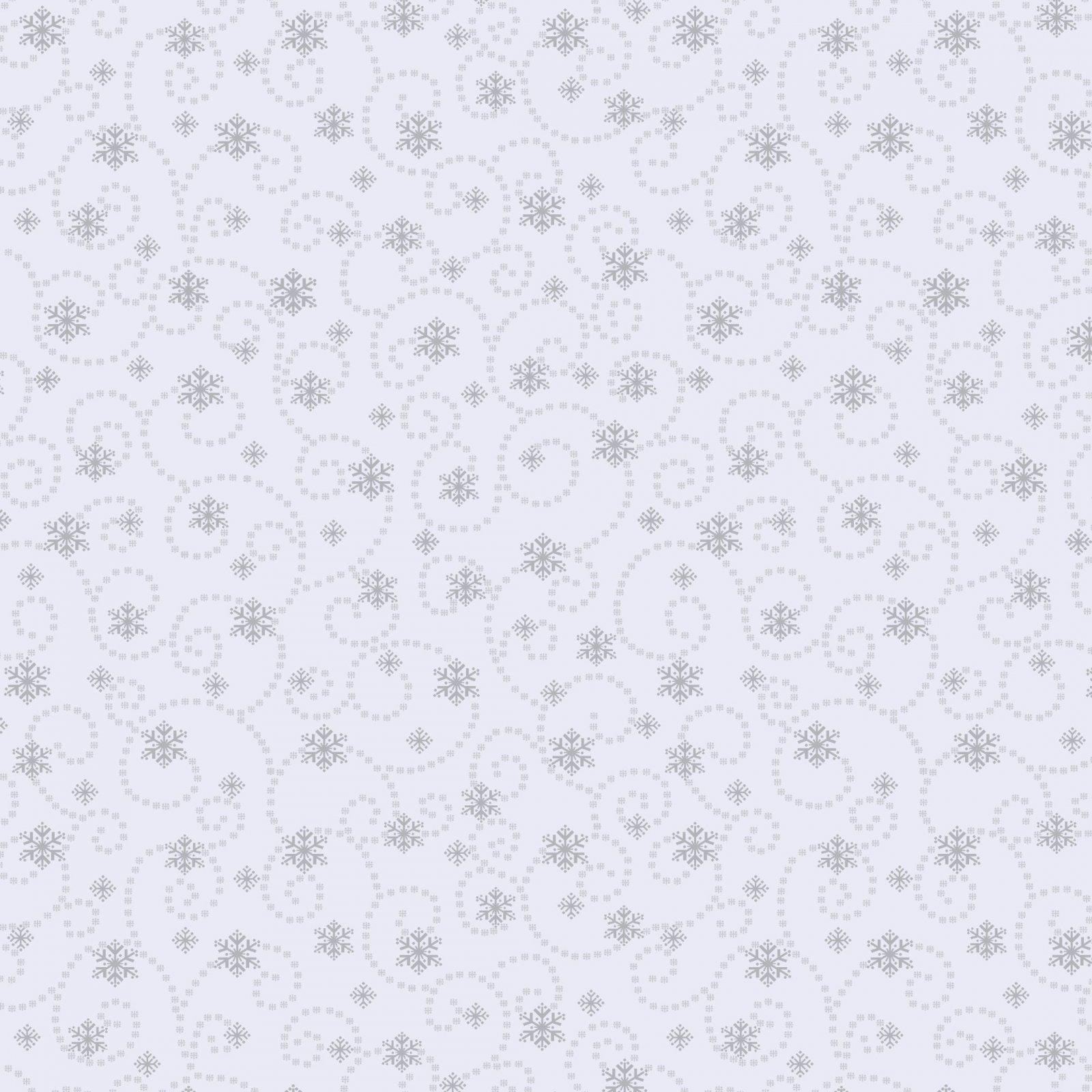 SE-Cream & Sugar X 6107-90 Gray - Snowflake