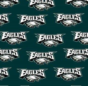FT-NFL Cotton 6210 D Philadelphia Eagles