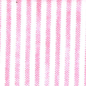 AE-Comfy Flannel Print 6215-222 Pink Stripes