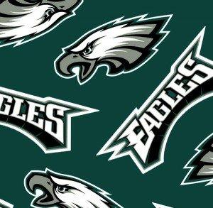 FT-NFL Fleece 6234-D Philadelphia Eagles