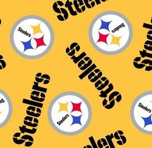 FT-NFL Fleece 6235-D Pittsburgh Steelers