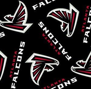 FT-NFL Fleece 6236-D Atlanta Falcons