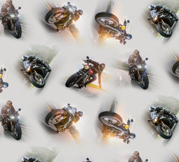 PROMO* ES-Dream Ride 630 Silver - Dream Ride Allover