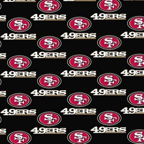 FT-NFL Cotton 6337 D San Francisco 49ers
