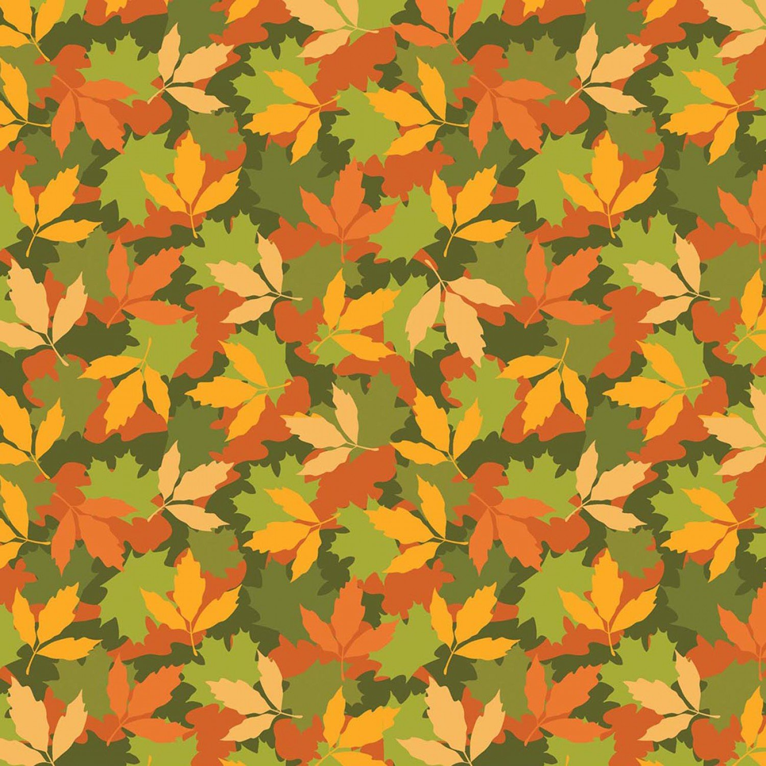 PROMO* PL-Let's Go Camping 63933 Autumn Carpet