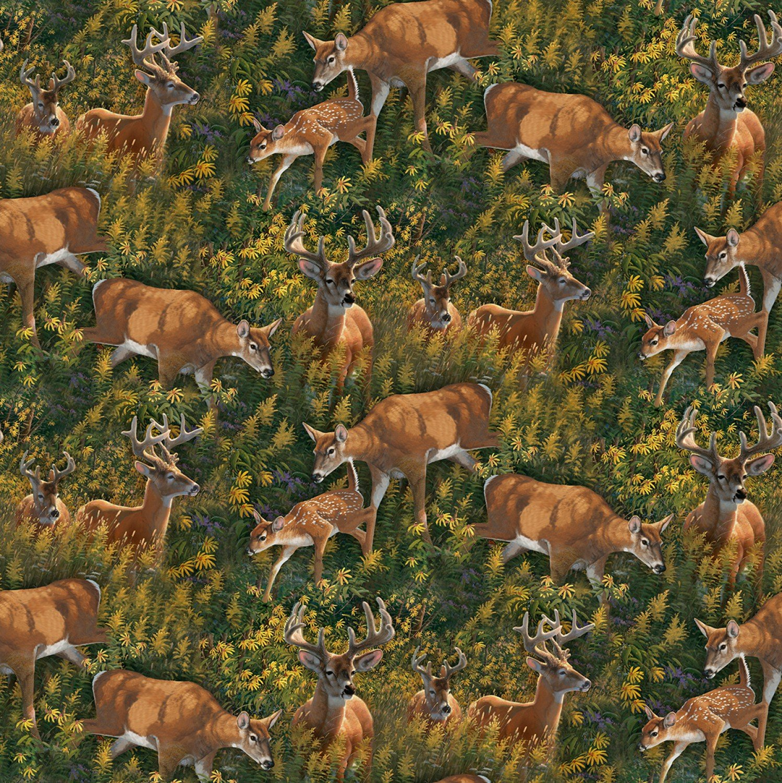 SC-Wild Wings Feast In The Valley 66447 Deer Coordinate