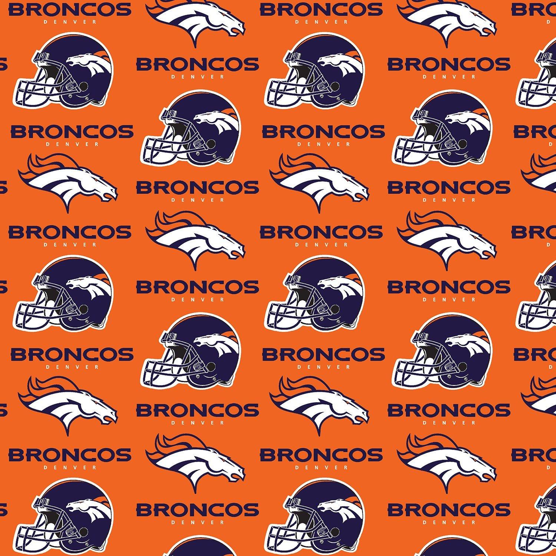 FT-NFL Cotton 6718 Denver Broncos
