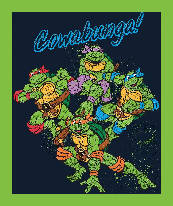 SC-Teenage Mutant Ninja Turtles Retro 68267 Cowabunga Panel