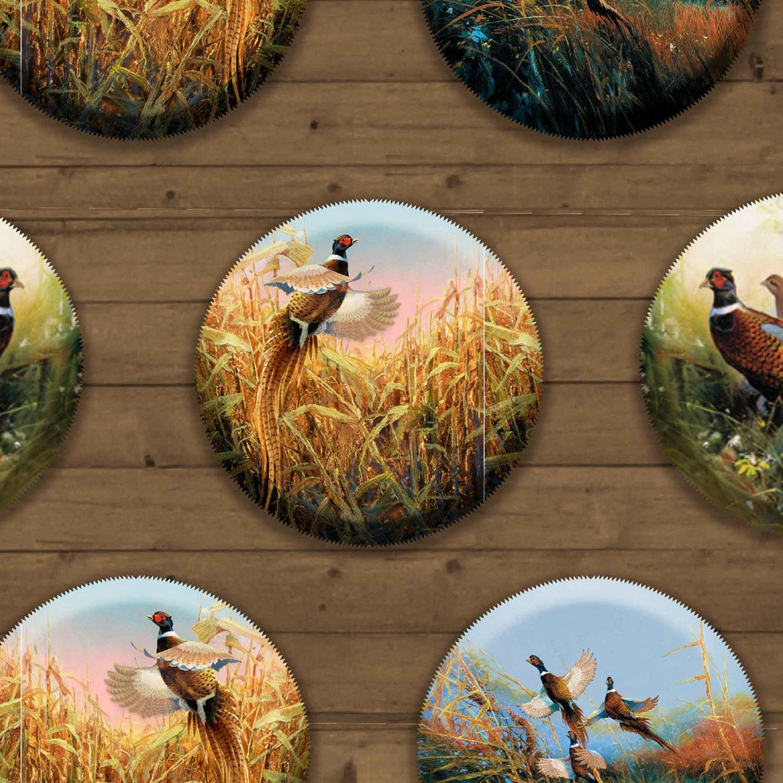 SC-Wild Wings Pheasants Forever 68447 Badges