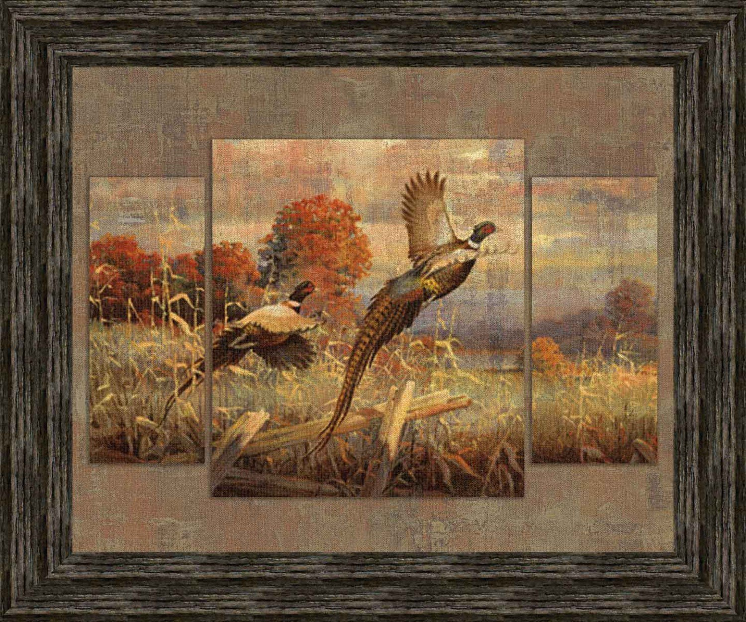 SC-Wild Wings Pheasants Forever 68449 Wallhanging