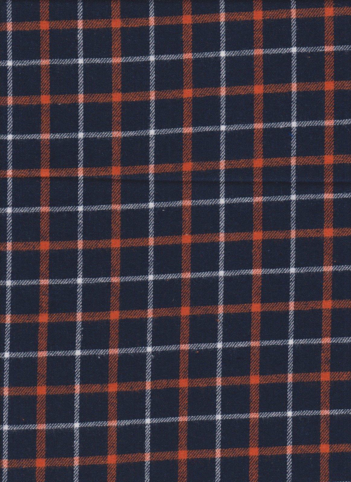 PROMO* Yarn Dyed Flannel Plaid - 6956 Virginian