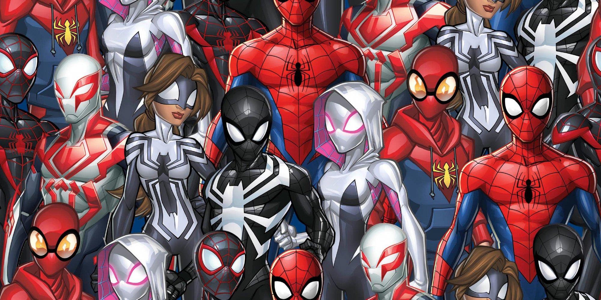 PROMO* SC-Marvel Spiderman Digital 69717-D650715 Marvel Spiderman & Friends