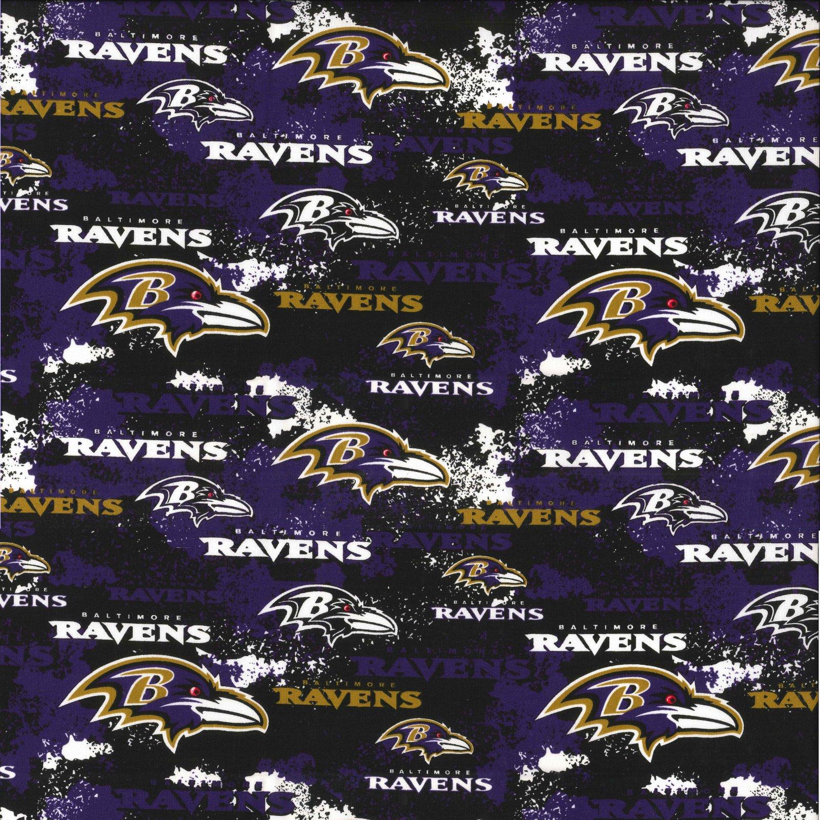 FT-NFL Cotton 70100-D Baltimore Ravens