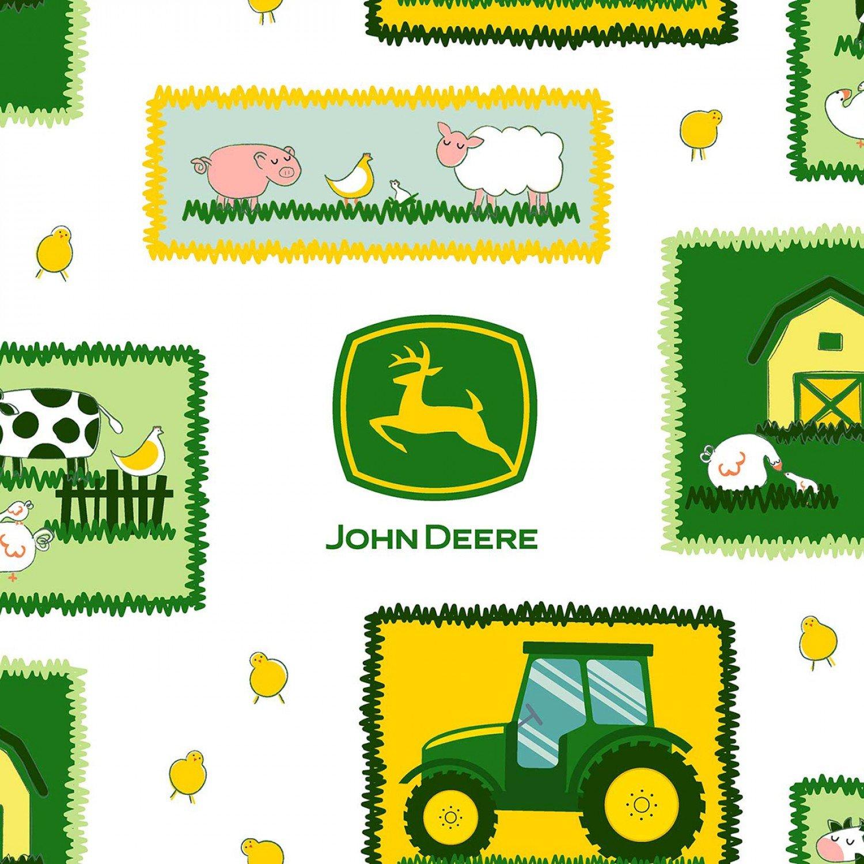 SC-John Deere 70168 Tractor Patches