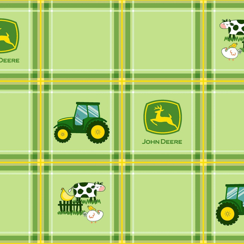 SC-John Deere 70170 Tractor Plaid