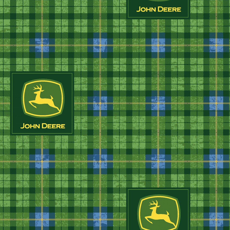 SC-John Deere 70259 John Deere Tartan