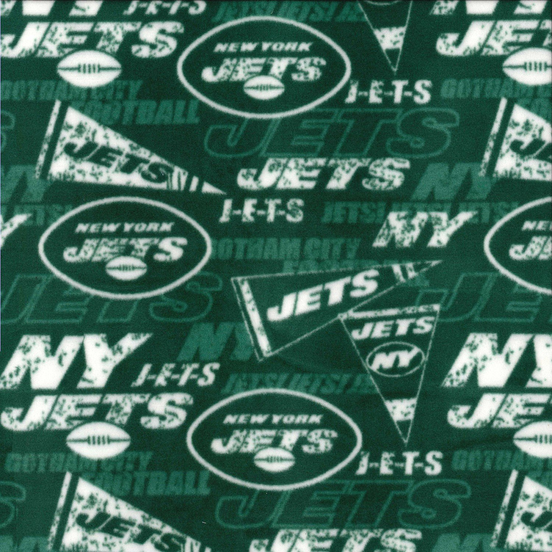 FT-NFL Fleece 70293 D New York Jets
