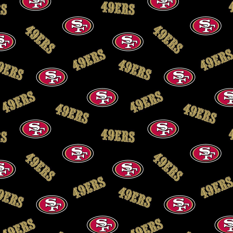FT-NFL Fleece 70406-D San Francisco 49ers