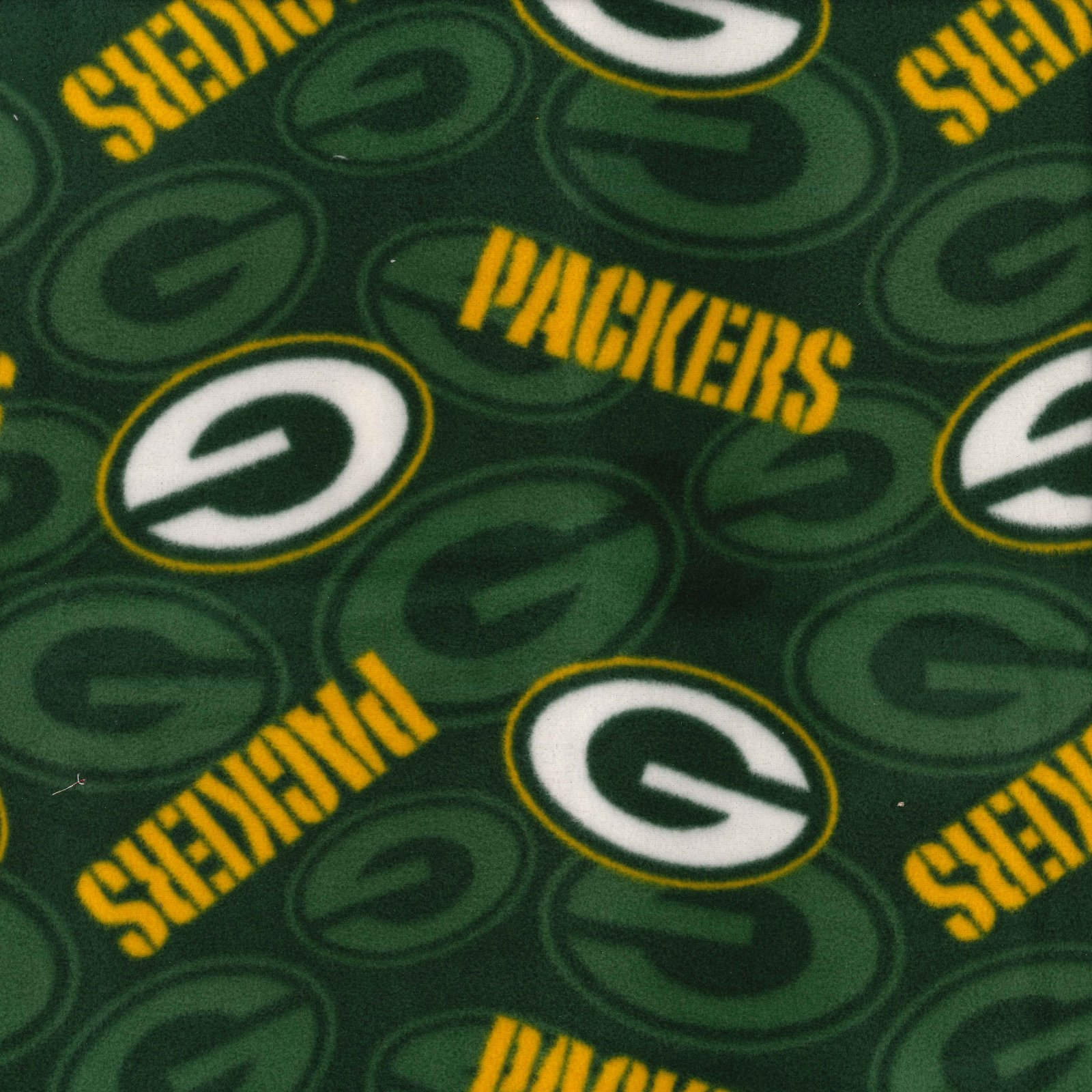 FT-NFL Fleece 70454-D Green Bay Packers