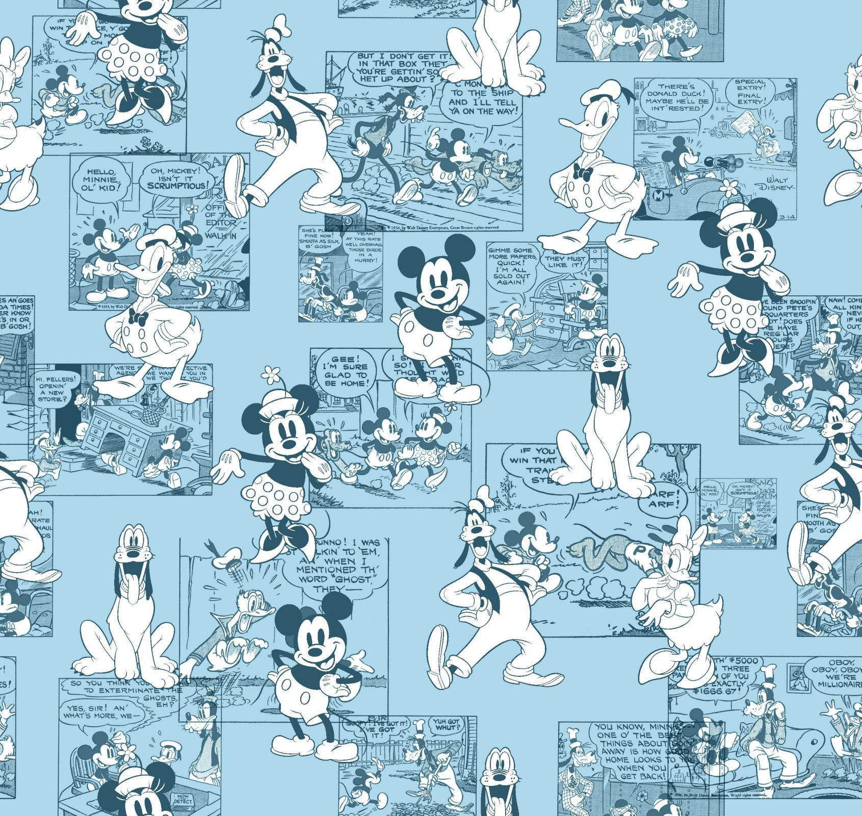 SC-Disney Mickey & Minnie Friends 72916 Sensational 6 Comic Strip