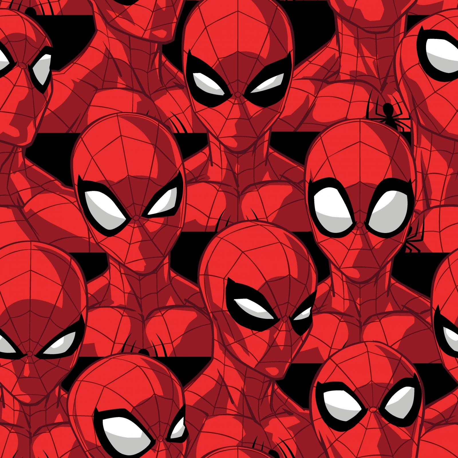 SC-Marvel Spiderman Fleece 73253-A620710 Marvel Spiderman Spider Sense