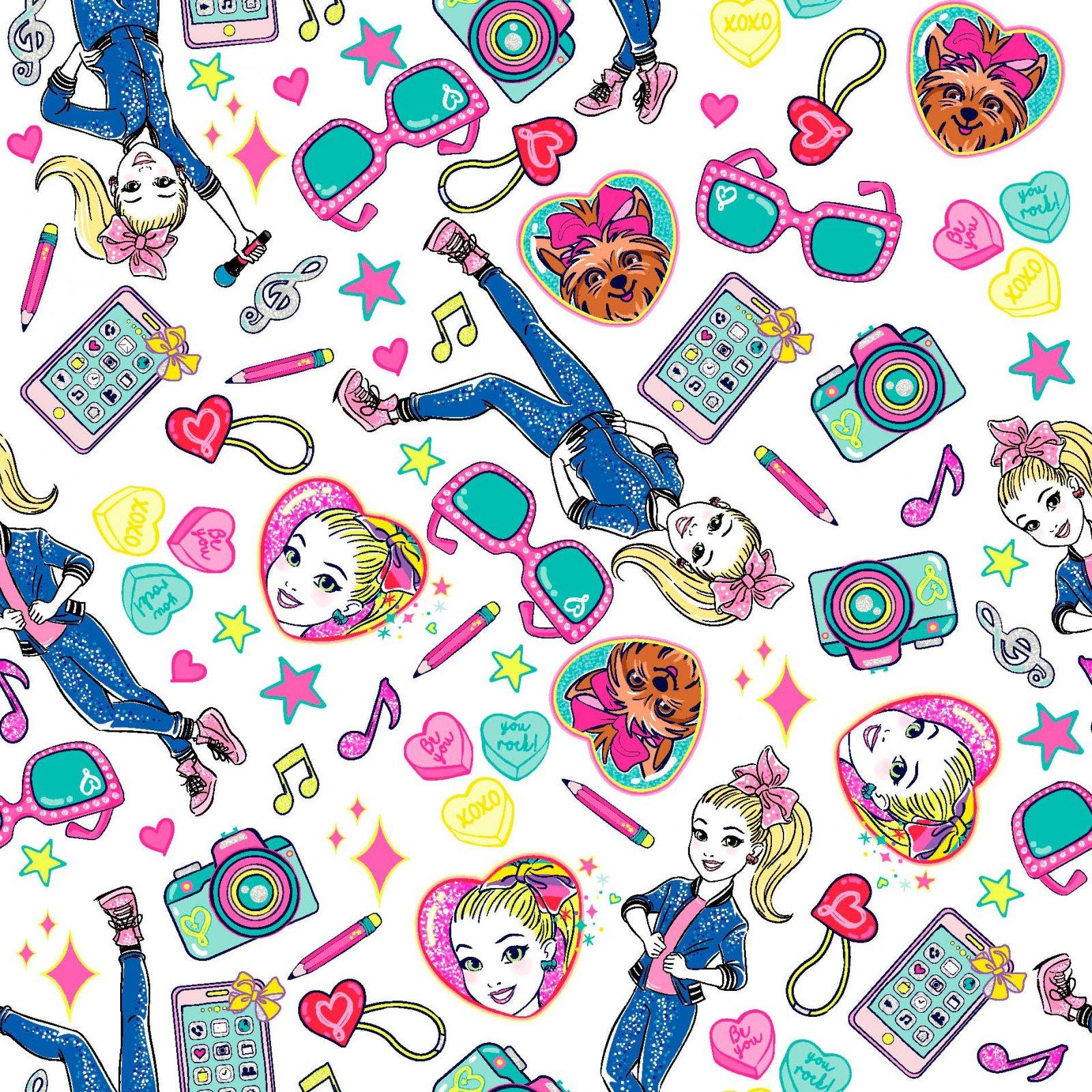 SC-Nickelodeon 73323-A620715 JoJo Tech Toss