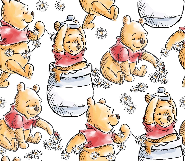 SC-Disney Classic Pooh 73814-G550715 Pooh Playing
