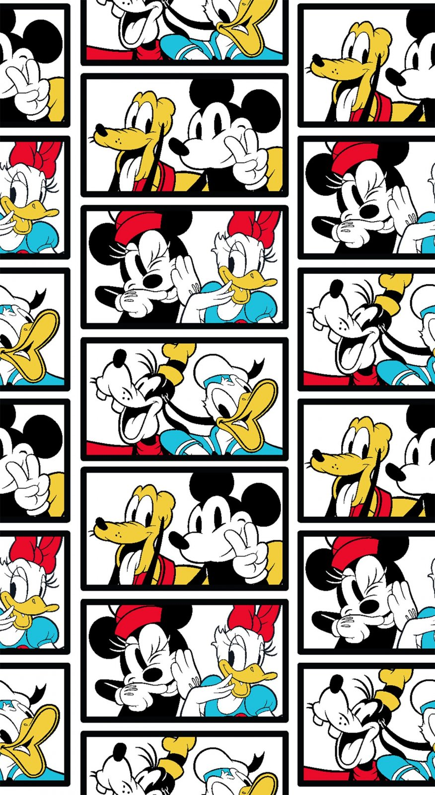 SC-Disney Mickey & Friends 74456-A620715 Mickey and Friends Tile